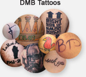 Browse DMB Tattoos